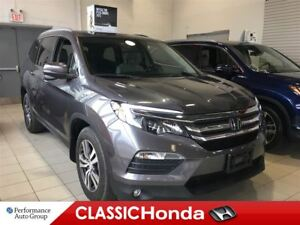 2016 Honda Pilot EX-L | NAVI | LEATHER | CLEAN CARPROOF | AWD |