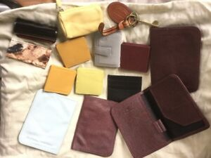 Seven New Purses and Bags