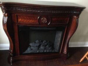 Lexington electric fireplaces