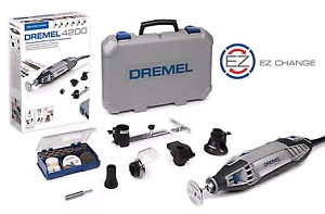 Lightly used dremel hand router