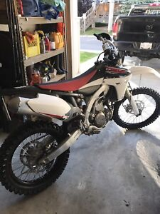 2011 Yamaha YZ450F EFI Conditionally SOLD