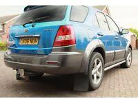 SWAP - Sold as seen, Kia Sorento Drives but has fault