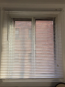 Stores horizontaux / Horizontal blinds