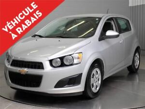 2015 Chevrolet Sonic LS HATCH A\C
