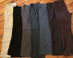 Size 12 Women's DRESS PANTS from Mark's Work Wearhouse 7 for $20