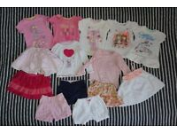 Baby Girl Clothes Bundle 12-18 , 18-24 months