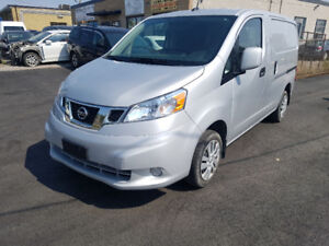 2015 NISSAN NV200 SV 2.0L Loaded Navigation  Parking Sensor 74km