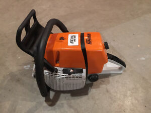 100cc MS660 066 big bore milling chainsaw new