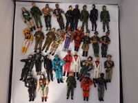 Action Force Figures and Vehicles