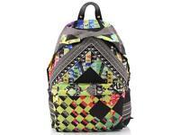 New Versus Versace Bagpack - Optical colour print