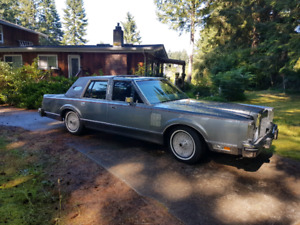 1983 Lincoln Continental Mark 6