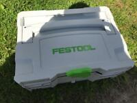 Festool triangle detail sander 240v