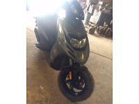 Moped, Piaggio Typhoon 50cc