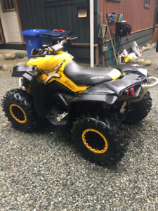 2014 model Can-An Renagade 1000 cc