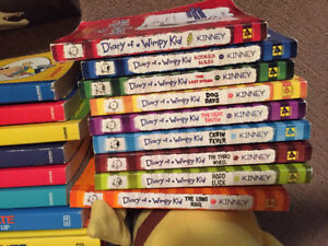 POPULAR BOY'S BOOKS, for ages 12-15, approx.