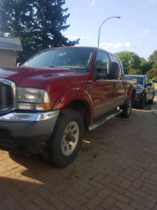 2003 Ford F350 6L Crew cab 4x4 ***REDUCED $7000***