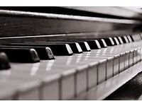 Experienced piano tuition