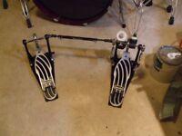 double pedal gibralta