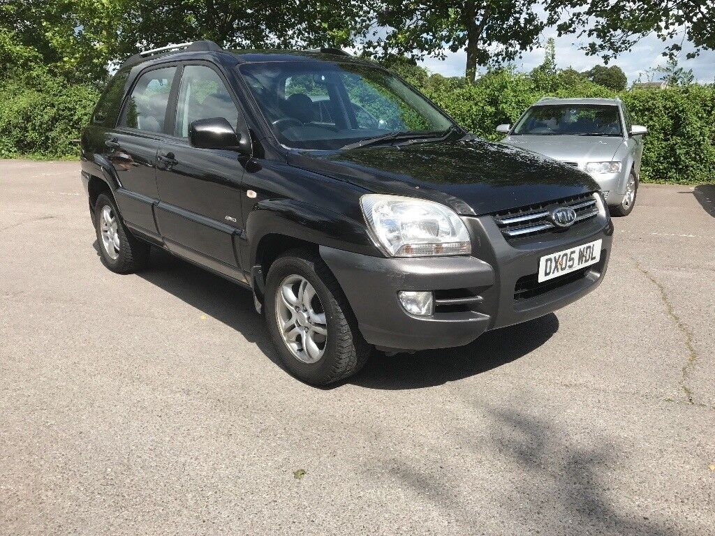 Kia Sportage Starting Problems All About Sedona Starter 2005 Problem In Fareham Hampshire Gumtree