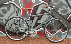 Brooklyn Bicycle co. Matte Grey Cruiser
