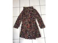 Ladies Desigual Coat size 12