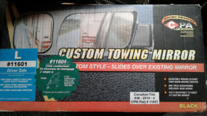 TRUCK TOWING MIRRORS