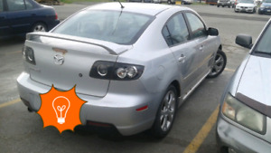 Mazda 3 Priced Low for Quick Sale