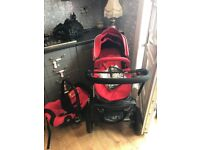 ISAFE 3 in 1 travel system