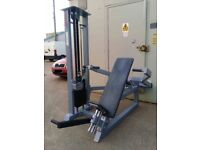 Gym 80 Shoulder Press; Commercial; VGC; Life Fitness; Free Delivery;