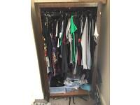 FREE: Wardrobe without doors