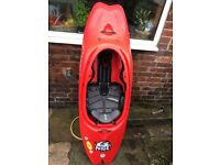 Dagger Gforce 5.9 Play boat for sale. great play boat in great condition ideal for 10 to 16 yrs old.