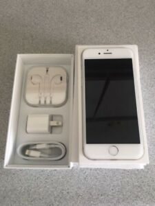 IPhone 6 64GB Virgin/Bell EUC