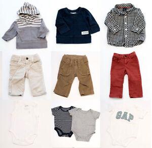Plusieurs petits lots pour garçon 3-6 mois