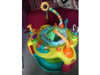Bright Starts Springin' Bounce-a-Round activity play centre