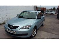 Mazda 3 1.6D TS (blue) 2009