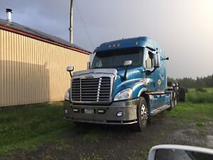Freightliner Cascadia 46 000 lbs