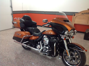 2016 Harley Davidson Ultra Limited Low
