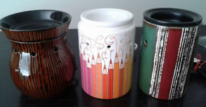 Scentsy Warmers (not a consultant)