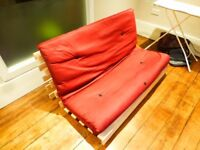 Triple Seater Futon Sofabed - well kept