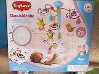babys cot mobile