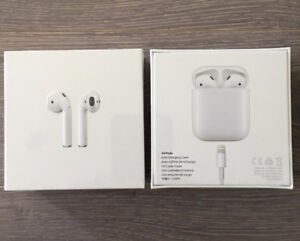 Apple AirPods - brand new
