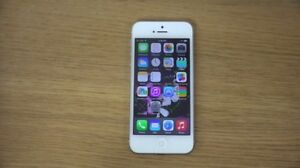 Bell iPhone 5 16gb