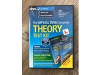 DVSA Theory test kit