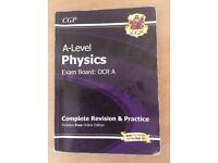 CGP AS & A2 Level OCR A Physics Textbook
