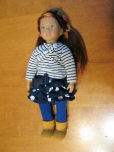 OUR GENERATION SMALL DOLL like american girl dolls