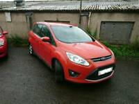 2011 Ford Grand C-MAX 1.6 tdci BREAKING FOR PARTS SPARES
