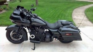218 horsepower Harley monster Roadglide