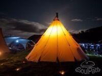 Tent Soul pad Tribe 5000 tepee
