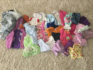 Baby girl clothing, 12-18 months, good condition, smk free, bag2