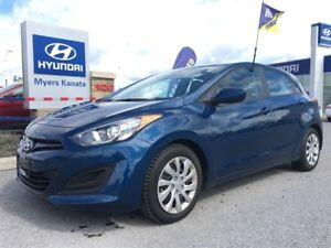 2014 Hyundai Elantra GT L MANUAL HATCHBACK TRADE IN